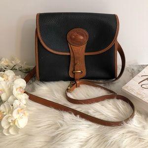 Vintage Dooney & Bourke Essex Shoulder Bag Purse
